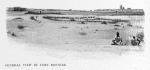 General view of Fort Bonnier