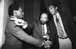 Quincy Jones, Los Angeles, 1982