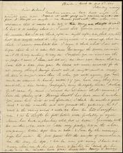 Letter to] Dear Deborah [manuscript