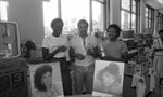 M+M B.A.R.A.C. (Black American Response To The African Crisis) Promotion, Los Angeles, 1985