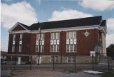 First Baptist Church East Nashville: side view