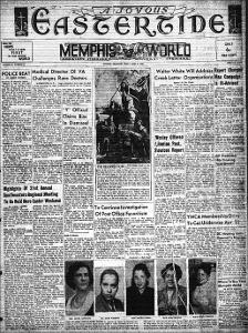 Memphis World, 1953 April 3rd