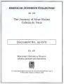 Thumbnail for The Journey of Alvar Nuñez Cabeza de Vaca