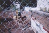Construction site on Main Street, Nyack, NY