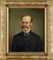 Portrait of Joshua B. Culver, Mayor 1870-1871, 1883, Duluth, Minnesota