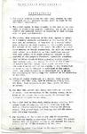 West Coast Negro Baseball Association Collection regulations