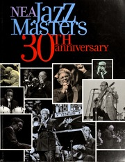 NEA jazz masters 30th anniversary : 1982-2012