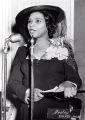 Marian Anderson at the Pyramid Club