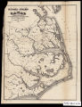 Dismal Swamp Canal, connection Chespeake Bay with Currituck, Albemarle and Pamlico sounds and their tributary streams, 1867