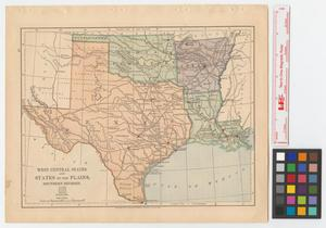 West Central States and States of the Great Plains : southern division.