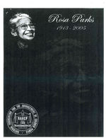 A service of remembrance and thanksgiving in honor of the life and contributions of Rosa Parks, mother of the modern civil rights movement, 10:30, a.m., Sunday, October 30, 2005, St. Paul African Methodist Episcopal Church, 706 East Patton Avenue, Montgomery, Alabama
