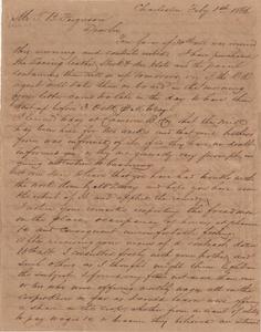 271. William McBurney to Thomas B. Ferguson -- February 1, 1866