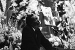 Marvin Gaye's Funeral Service, Los Angeles, 1984