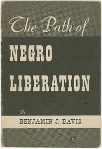 The Path of Negro Liberation