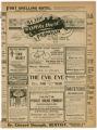 """Mr Frederick Warde"" theater program, Bijou Opera House, Minneapolis, Minnesota"