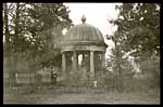 """Graves of Andrew Jackson and wife at the """"Hermitage"""""""