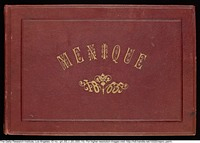 Mexique, 1865., [1864-ca. 1867]