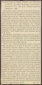 Thomas Butler Gunn Diaries: Volume 17, page 245, 1876 [newspaper clipping]