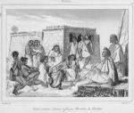 Improvisateurs hommes et femmes Barabras de Dakkeh