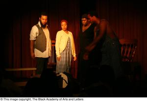 Actors in Costume Do Lord Remember Me Dress Performance Theater Series