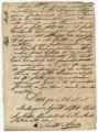 Carta dirigida al presidente de la Junta de Patronato de Santa Ana para notificar la detención del patrocinado Facundo en el pueblo de Santo Domingo, 17 de agosto de 1881