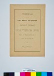 Proceedings of the First Annual Encampment, National Command, Union Veteran's Union