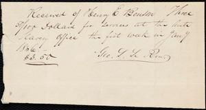 Letter from Deborah Weston, Boston, [Mass.], to Anne Warren Weston, Monday, [June] 6th, 1836