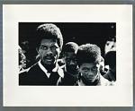 African American Man and teenage boy
