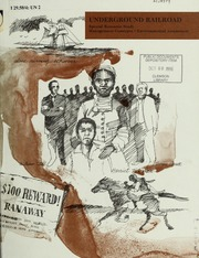 Thumbnail for Special Resource Study, Management Concepts, Environmental Assessment: Underground Railroad