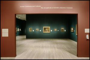 Across Continents and Cultures: The Art of Henry Ossawa Tanner [Photograph DMA_1519-02] Across Continents and Cultures: The Art of Henry Ossawa Tanner