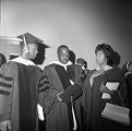 Black graduates at Temple University