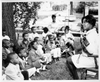 Hough Branch 1968: Story hour program