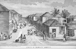 Street in Falmouth Jamaica
