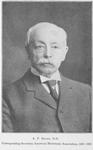 A.F. Beard; Corresponding Secretary American Missionary Association, 1887-1903