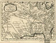 Carte de la Louisiane et pays voisins, pour servir a l'Histoire générale des voyages