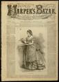 Harper's Bazar : A Repository of Fashion, Pleasure, and Instruction, v. III, no. 8, Saturday February 19, 1870.