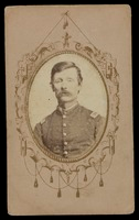 James M. Mann, 1st Lieut., Co. C, 67th U.S.C.I.