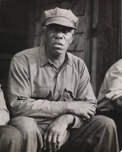 Laborer (Stevedore Longshoreman, Norfolk, Virginia), from the project The Negro in Virginia