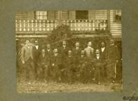 Johnson C. Smith University faculty, around 1904