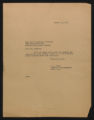 Documents regarding the daily administration and operation of Fort Macon State Park, 1941