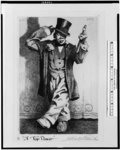 A tap dancer