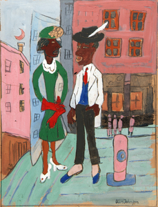 Street Life, Harlem