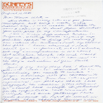 Correspondence between a woman in Santa Rosa, California and Mayor Kevin White