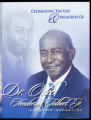 Celebrating the life & memories of Dr. Odie Henderson Tolbert Jr. (August 21, 1939-September 22, 2011)