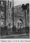 Mother Zion, A.M.E. Zion Church