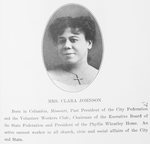 Mrs. Clara Johnson