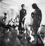 Statuary in the Hiram Powers Studio
