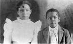Benjamin McAdoo and sister, Stella