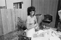 Unidentified woman, Atlantic City