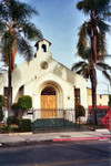 St. Stephen A.M.E. Church, main entrance